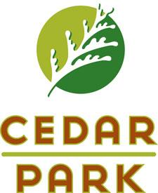 Official logo of Cedar Park, Texas