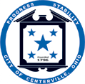 Official seal of Centerville, Ohio
