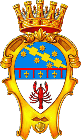 Coat of arms of Cento