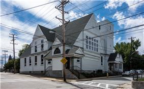 Central Falls Congregational Church