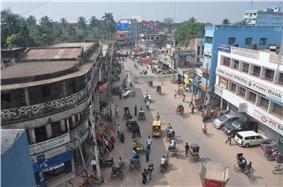 Central Jessore Town