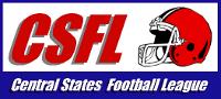 Central States Football League logo