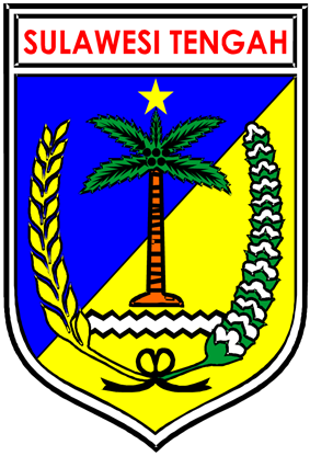 Official seal of Central Sulawesi