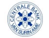 Centrale Bank van Suriname logo