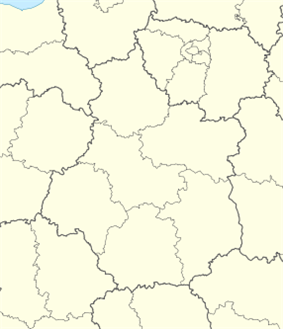 Chambray-lès-Tours is located in Centre