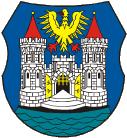 Coat of arms of Český TěšínCzeski ĆeszyńCzeski Cieszyn