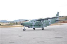 Caravan of Brazilian Air Force