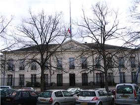Prefecture building of the Indre department, in Châteauroux
