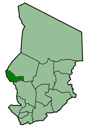 Location of Lac