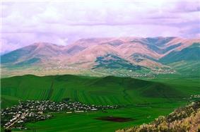 Chambarak landscape