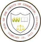 Seal of Champaign County, Illinois