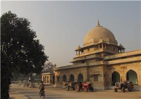 Chandra-shekhar-azad-university-of-agriculture-and-technology kailash-bhavan.JPG