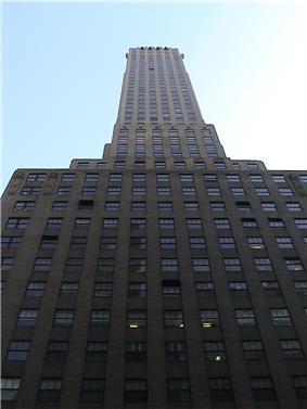 Chanin Building in New York City