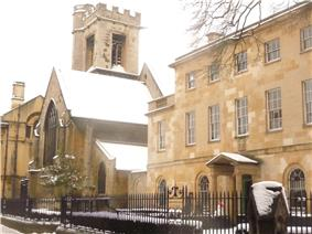 St Peter's College, Oxford