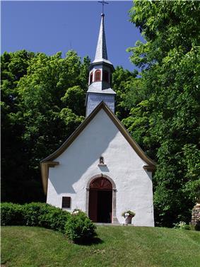 Sainte-Anne Processional Chapel