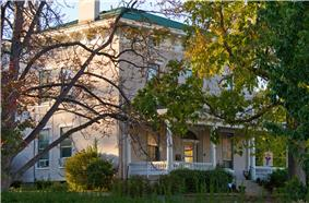 Charles Woodruff House