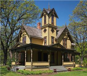 Charles H. Burwell House