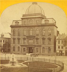 Charlestown's former City Hall