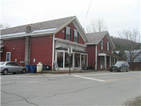 Charlotte Center Historic District