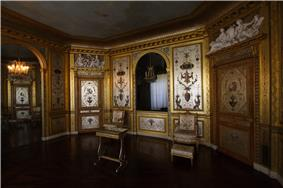The boudoir of Queen Marie-Antoinette (1786)