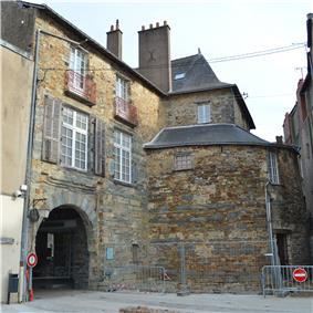 The Porte Neuve (