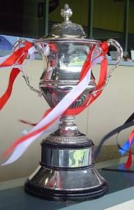 Chatham Cup trophy