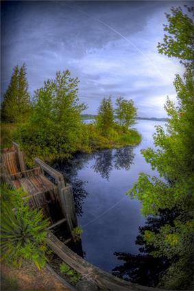 Chatsworth Lake
