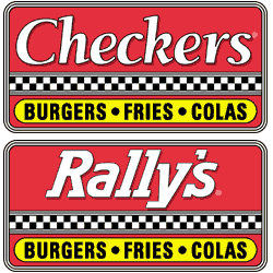 Checkers Drive-In & Rally's logos used until 2014