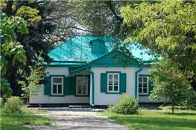 Birthhouse of Anton Chekhov.