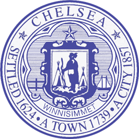 Official seal of Chelsea, Massachusetts