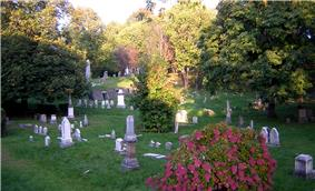 Chelsea Garden Cemetery