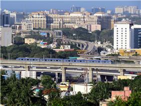 Chennai metro during trail run.JPG