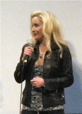 Cherie Currie in 2010