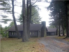 Cherry Springs Picnic Pavilion