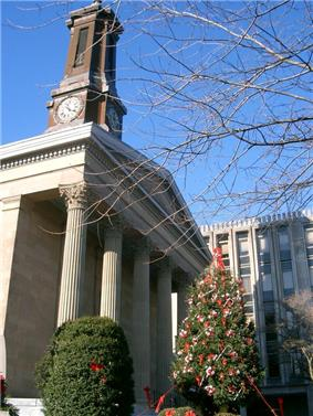 Chester County Courthouse