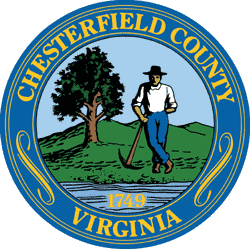 Seal of Chesterfield County, Virginia