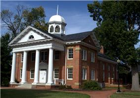 Chesterfield County Courthouse and Courthouse Square