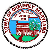 Official seal of Cheverly, Maryland