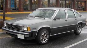 1984-85 Citation II CL.