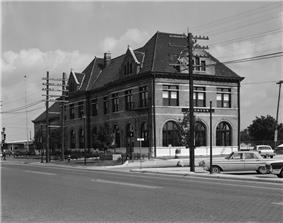 Chicago, Burlington and Quincy Railroad-Creston Station