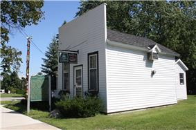 Chief Andrew J. Blackbird House