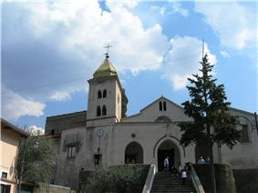 Church of Santa Maria of the Assumption.