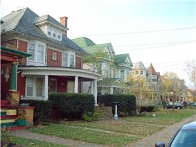 Chilton Avenue-Orchard Parkway Historic District