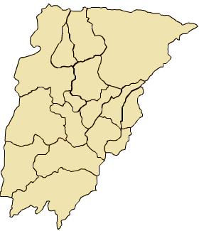 Chimaltenango is located in Chimaltenango
