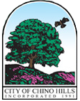 Official seal of City of Chino Hills