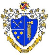 The Crest of the Chi Phi Fraternity