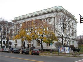U.S. Post Office and Custom House