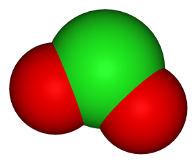 The chlorite ion