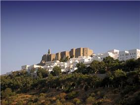 Chora and the Castle of Patmos