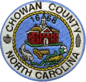 Seal of Chowan County, North Carolina